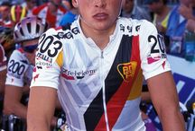 Jan Ullrich ,the best on cicling