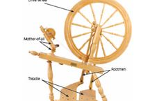 Spinning wheel....spinnewiel enz