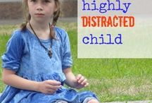 Attention / Attention deficit disorder and distracted students