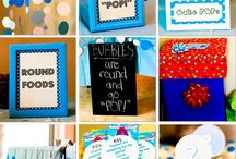 Kids Parties / Ideas for future parties
