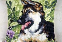 polštář - pes