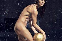 ESPN The Magazine - 24 athletes