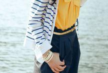 to wear / by Alexandra Mininger