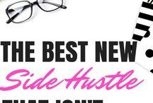 Side hustle/Passive income