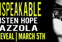 Unspeakable: An Unacceptables MC Romance