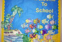 Teaching: Bulletin Boards / by Jenn Donovan