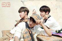 Triple position