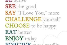 Motiváció, gondolatok