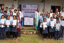 School Environment Improvement Program, Shanti Griha, Nepal / Vom 11. bis zum 16. September 2016 fand in Hilekharka, Nepal, ein Workshop zum School Environment Improvement Program (SEIP) statt. Das Programm zielt darauf ab, das Bildungsumfeld in den lokalen Schulen zu verbessern, um so die Fähigkeiten der Kinder zu verbessern. Durchgeführt wurde der Workshop von der Shanti Griha Nepal's Youth Group (Partner-NGO).  Weiterlesen (mit vielen Fotos): https://khw-dritte-welt.de/neuigkeit/?postID=school-environment-improvement-program