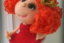 Y Crochet Pretty Doll / by LittleOwlsHut