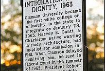 Clemson History / by Clemson Girl