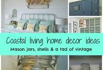 Coastal Living / Do you want to feel like you are living at the beach? Check out these fantastic decoration ideas for your home that you can incorporate! / by Anna Maria Vacations