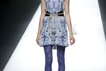 Art Nouveau-Inspired Fashion