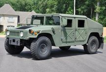 Military humvee for sale