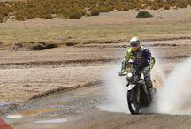 Dakar 2016 / Mejores imágenes del #Dakar2016 que tuvo 3 etapas en Uyuni - Bolivia