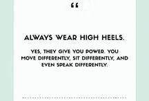 Fashion Quotes / by Claudia Crake