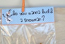 Learning strategies chirstmas bag ideas