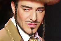 Galliano's difference
