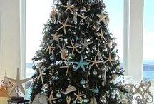 Christmas borde