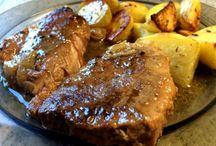 šťavnaté maso
