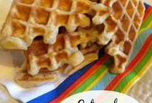 Breakfast Recipe Ideas / Recipes to try making for breakfast.