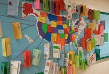 Social Studies Supplies. / by Michelle Murphy