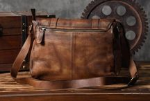 leather bags etc