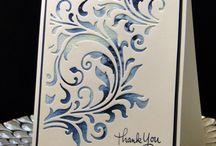 thanks card inspiration