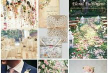Wedding Inspiration Mood Boards / This is an ever growing selection of one image mood boards. We've created these using Pinterest to give you some inspiration for your wedding theme, colour scheme and styling.  You can save them or print them so that you can refer back to them anytime you need a little inspiration of reference.