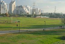 כושר בתל אביב