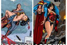 Wonder Woman Love