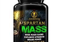 Spartan Mass by Sparta Nutrition