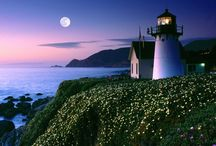 Photography:  Lighthouses