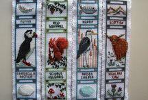 Heron textile