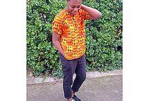 Kente clothing / African clothing