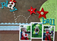 Scrapbook Page Ideas / by Kim Stine