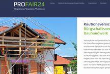 Ausführungsbürgschaft / Bürgschaftsversicherungen im Bauhandwerk Vertragliche und gesetzliche Sicherheiten für die Vertragspartner.