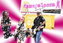 MaMaPaLooZa / A Musical Movement Featuring Moms Who Rock Around The World!