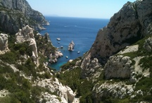 Marseille-Cassis CALANQUES
