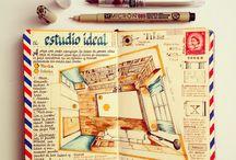 Carnet et journal