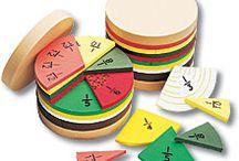 Teach: Elementary Math Activities / by Kristina Kroon