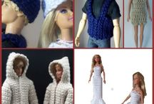 Barbie Crochet Patterns / by Melody Drewry