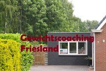 Gewichts en Leefstijlcoaching Friesland / Begeleiden bij gewichtsproblemen en leefstijl / by Antje van den Berg