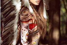 Indianki
