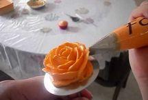 tutek kwiaty-buttercream