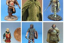 Character rpg miniatures
