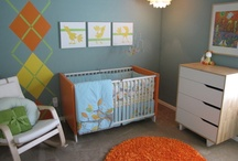 Twins Nursery / by Amber Ehlers