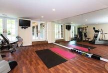 Home Gym / the ultimate home gym