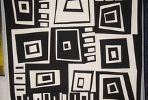 Solids Quilt Examples