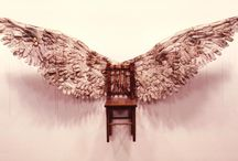Winged things / by Cheryl Byngeley